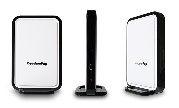 FreedomPop brings free wireless internet to the home with Hub Burst modem and router