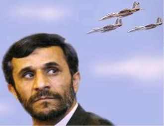 mahmoud ahmadineyad aviones