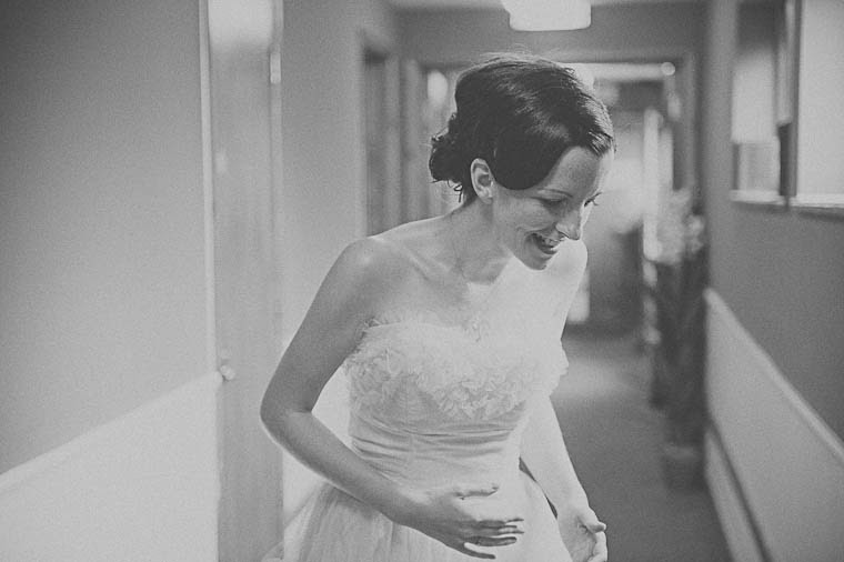 Becci & David married