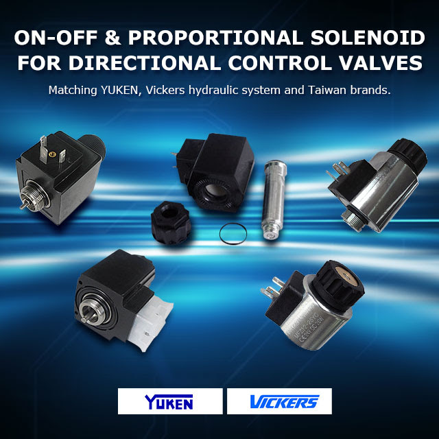 Hydraulic Solenoid 12v 24v Hydraulic Solenoid Coil Ac Dc Available
