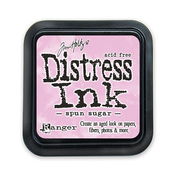 Tim Holtz Distress Ink Pad SPUN SUGAR Ranger TIM27164