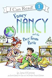 """Cover of """"Fancy Nancy and the Boy from Pa..."""