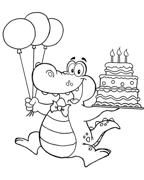 Geburtstag 9   Ausmalen