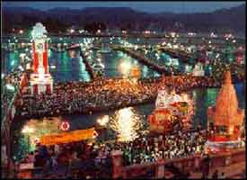 The Kumbh Mela of Haridwar, Tourism in Haridwar