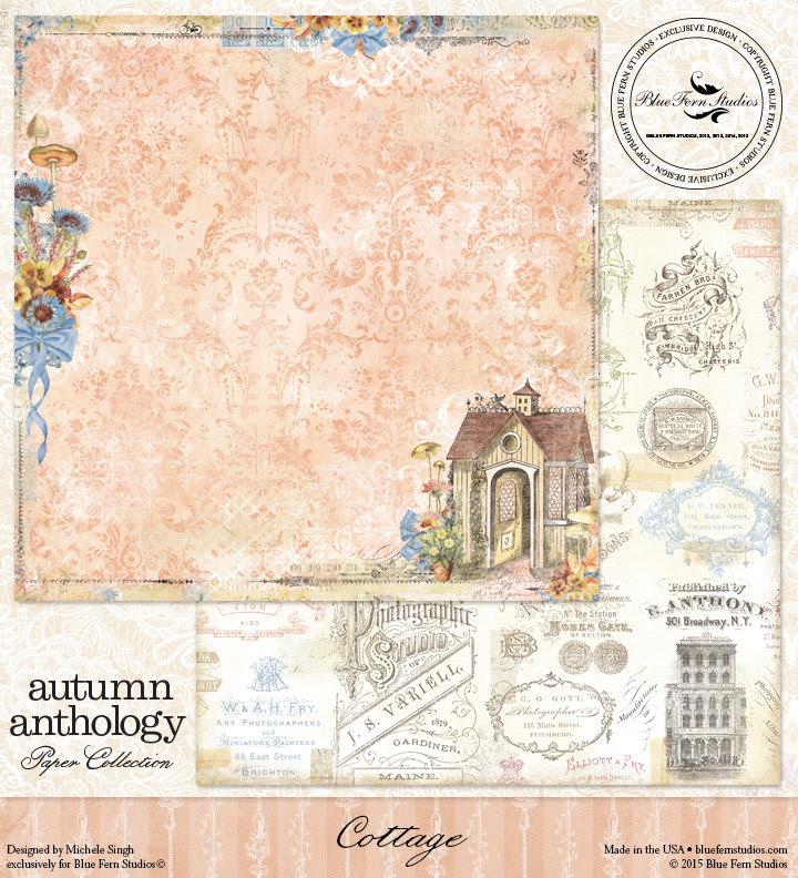 Autumn Anthology - Cottage