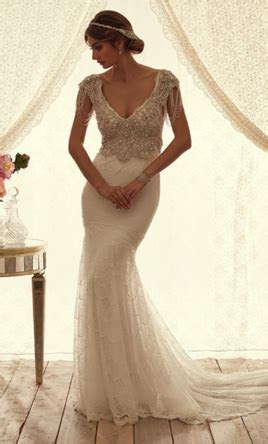 Anna Campbell Sierra, $3,000 Size: 10   Sample Wedding Dresses