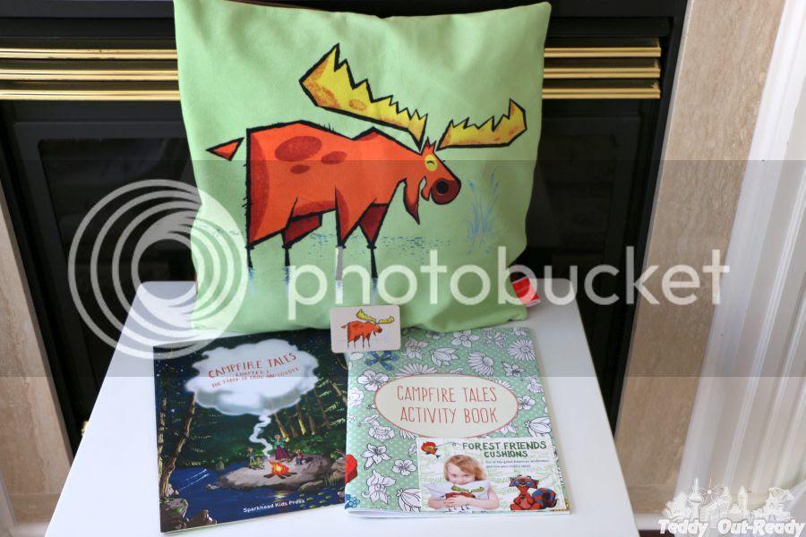 Sparkhead Kids books