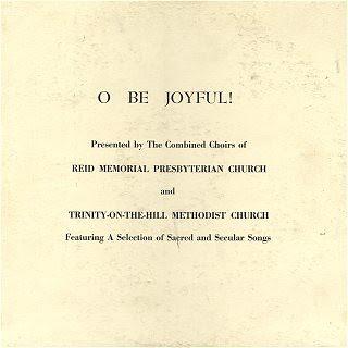 O Be Joyful!
