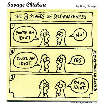 Chickenstages