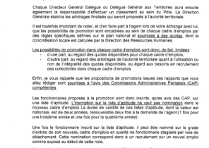 Exemple Lettre De Motivation Promotion Interne Fonction Publique