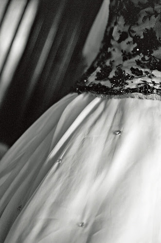 Dress closeup