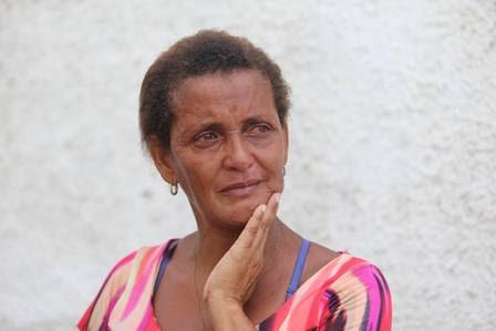 Sandra, avó de Ana Carolina