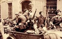 Spanish Civil War —  Nationalist volunteers