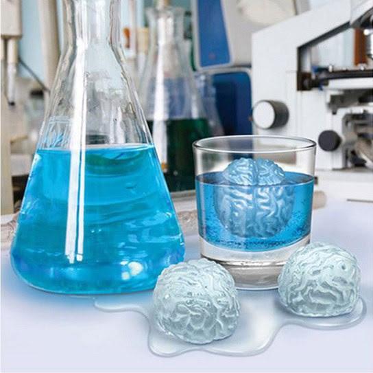 24. Форма для замораживания льда в виде мозга — 303 руб. магазины, товары
