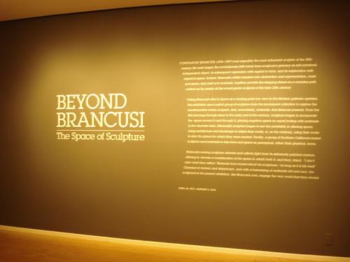 DSCN8802 _ Beyond Brancusi, The Space of Sculpture, Norton Simon Museum, July 2013