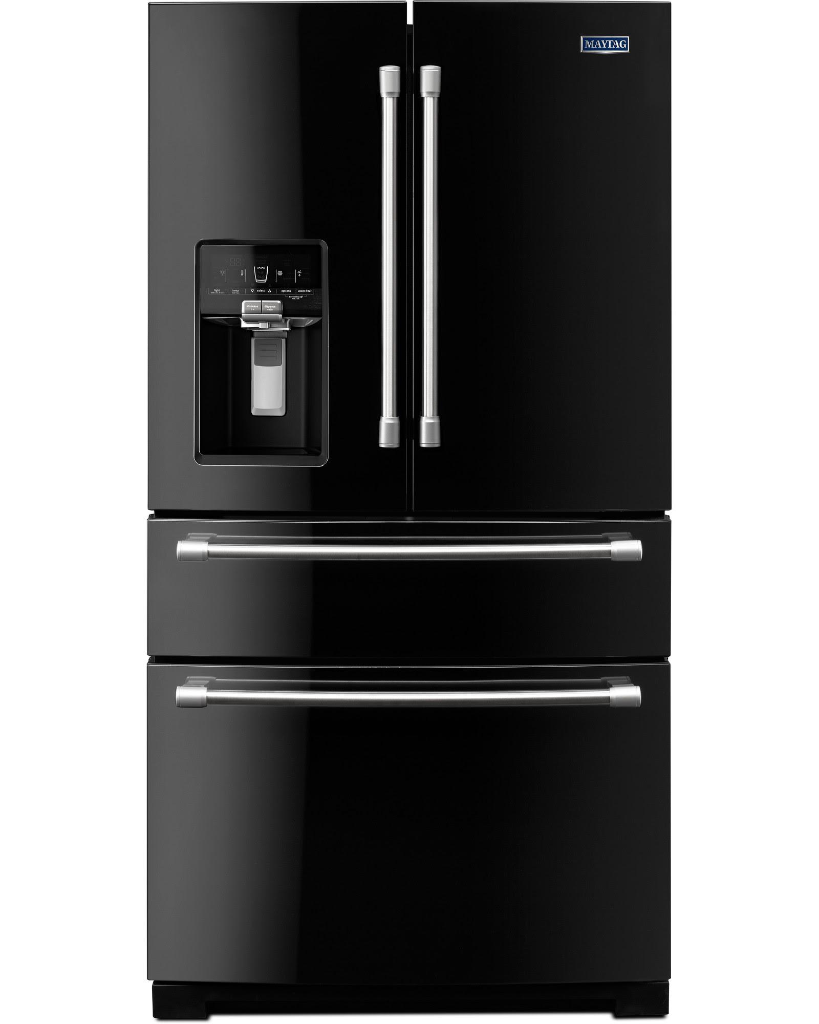 UPC Maytag MFX2876DRE 26 2 cu ft Bottom Freezer