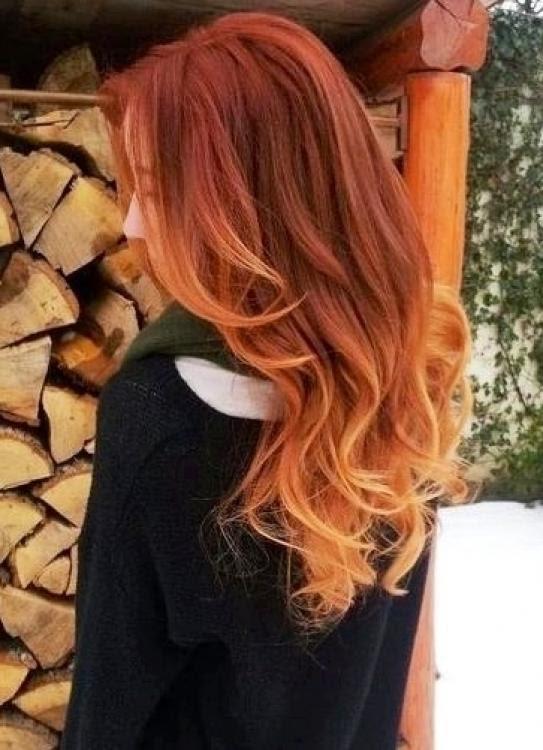 Blonde Frisuren Rot Blonde Haare 2599134 Weddbook