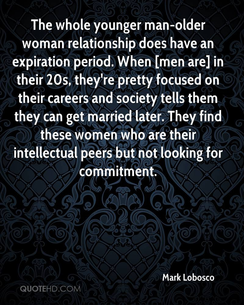 Older Guys Dating Younger Girls Quotes