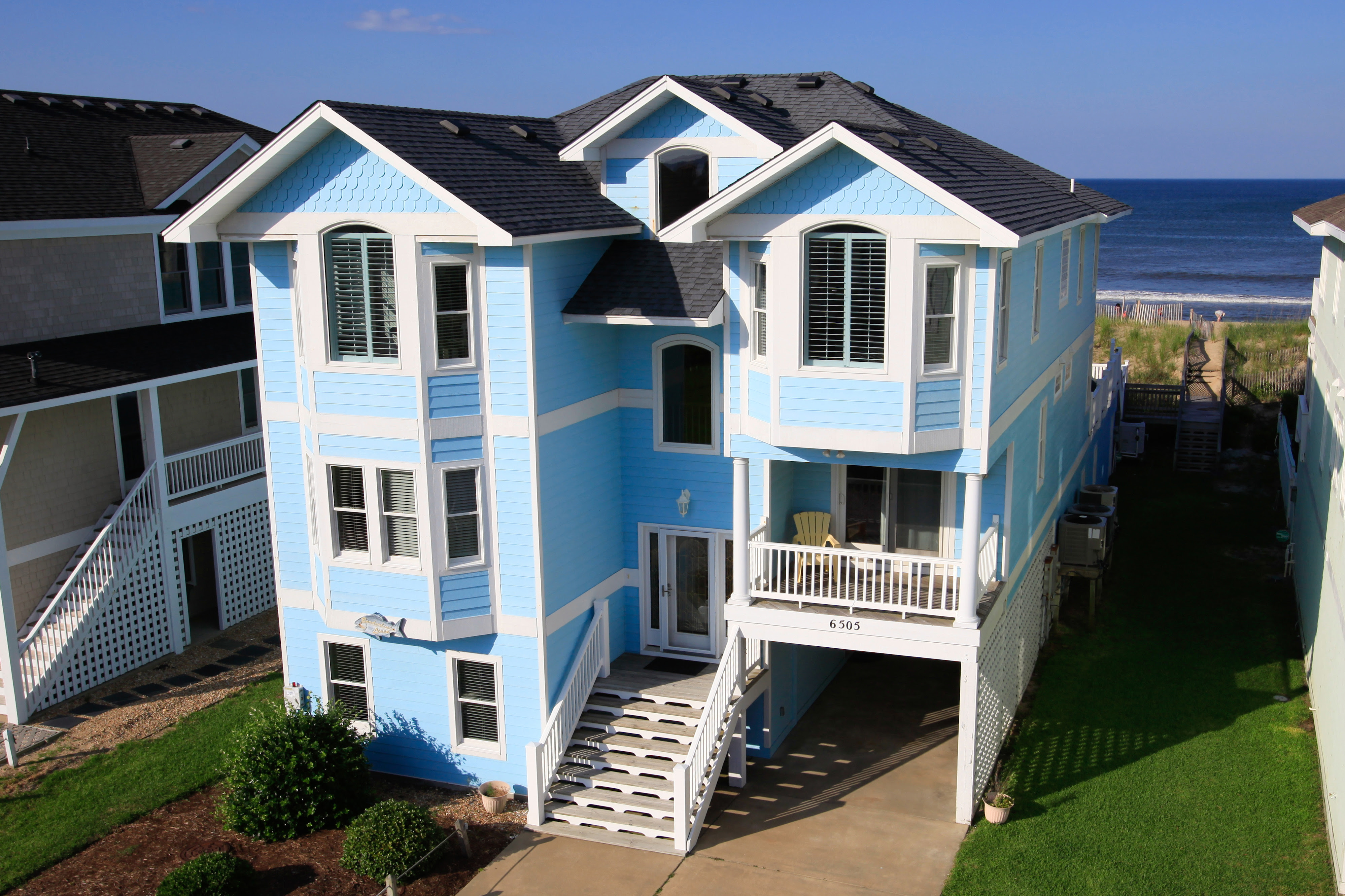 Oceanfront Homes For Rent In Outer Banks Nc - Small House ...