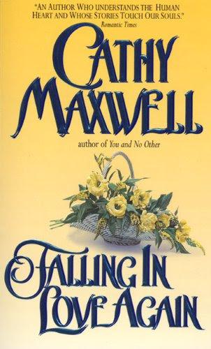 Falling in Love Again (Avon Romantic Treasure) by Cathy Maxwell