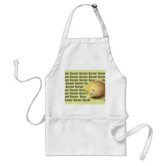 BBQ season is not over! apron