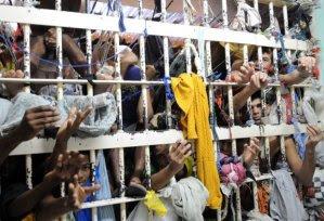 Prisão superlotada em São Paulo