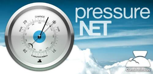 pressureNET banner