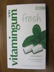 Vitamingum Spearmint