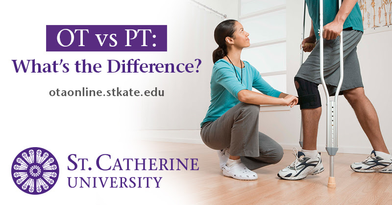 Occupational Therapy and Physical Therapy: What's the ...