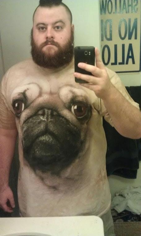Φατσουλες απο ζωακια τυπωμενες σε μπλουζες- face animal t shirts!!