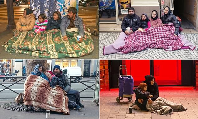 Vladimir Antaki fotografa retratos de imigrantes nas ruas de Paris