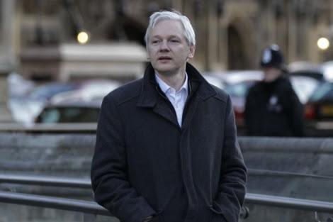 El fundador de Wikileaks, Julian Assange. | AP