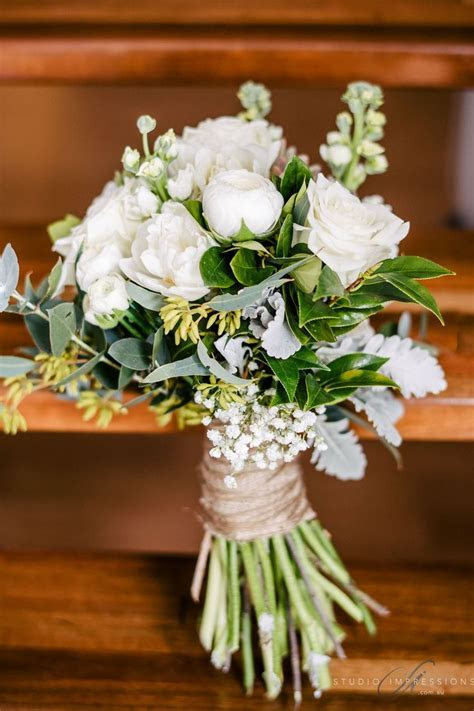 20 best images about White wedding bouquet designs by