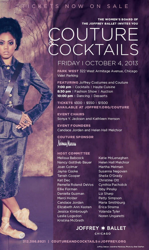 Couture & Cocktails