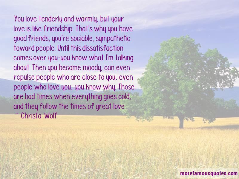 Good Times And Bad Times Friendship Quotes Top 2 Quotes About Good