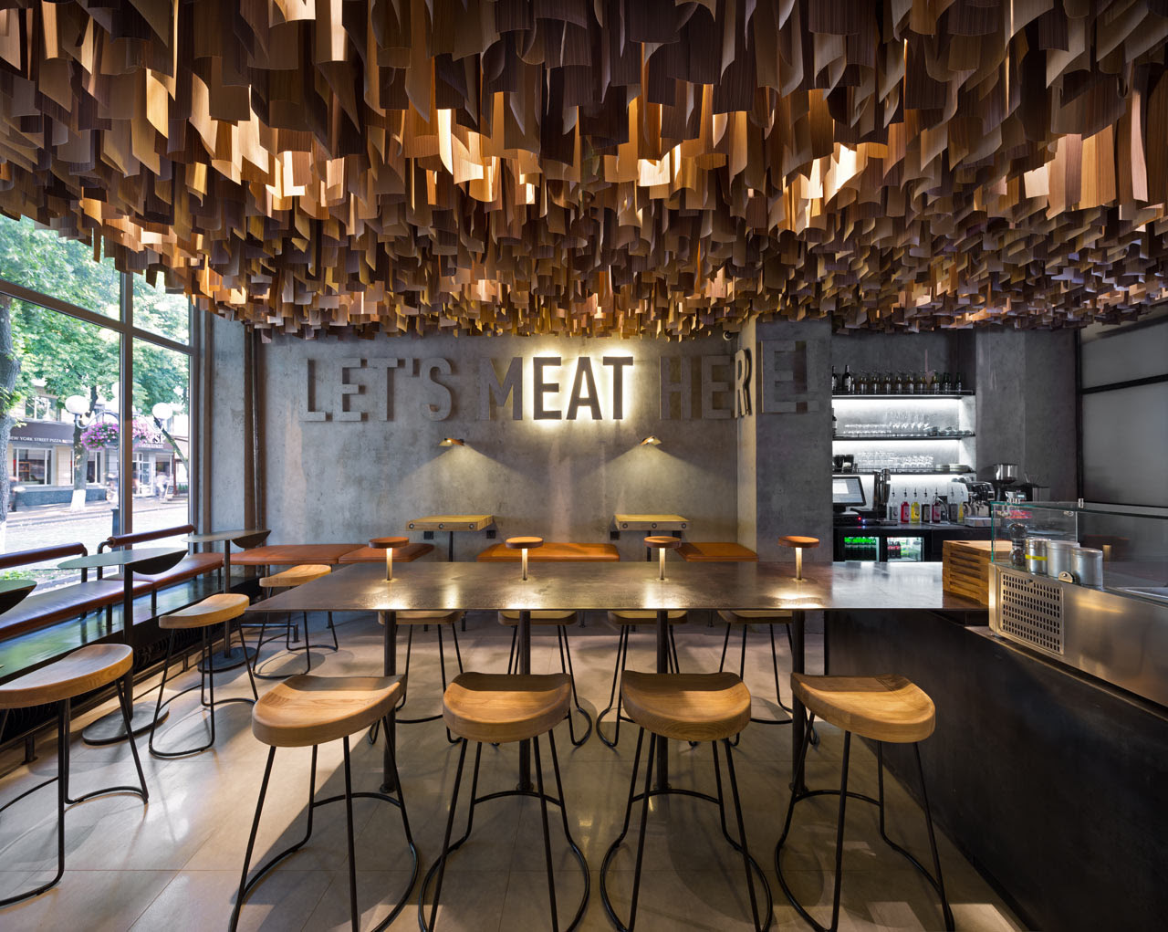20 Of The World's Best Restaurant And Bar Interior Designs ...