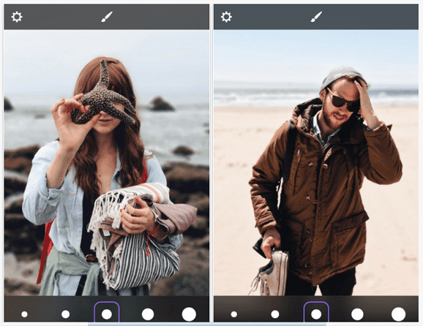 Use the Patch app for smart portrait editing on your iOS devices.