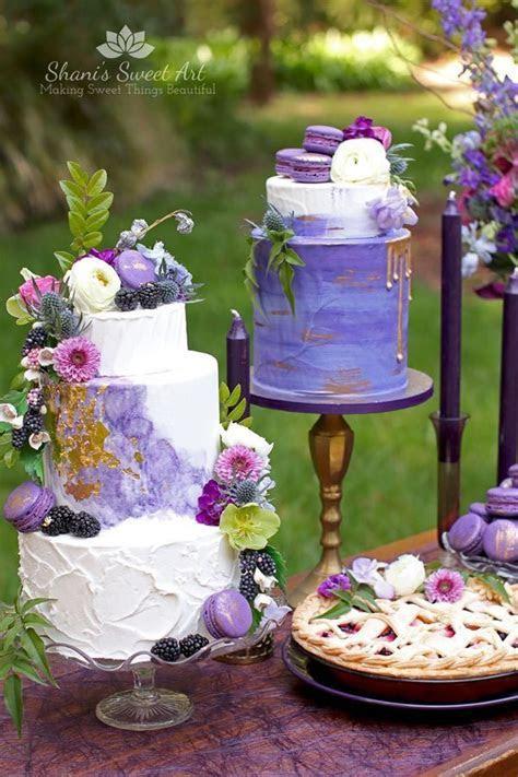 2018 Wedding Cake Trends   Upscale Rustic ? Shani's Sweet Art