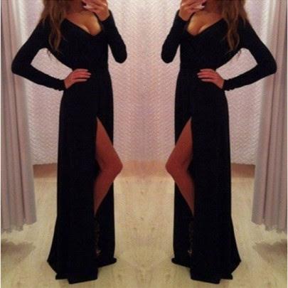 Online from split neck plain maxi dress usa made greece