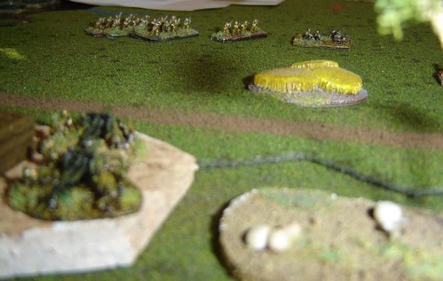 Japanese wipe out US Marines right flank [Night Attack at Agat Beach]