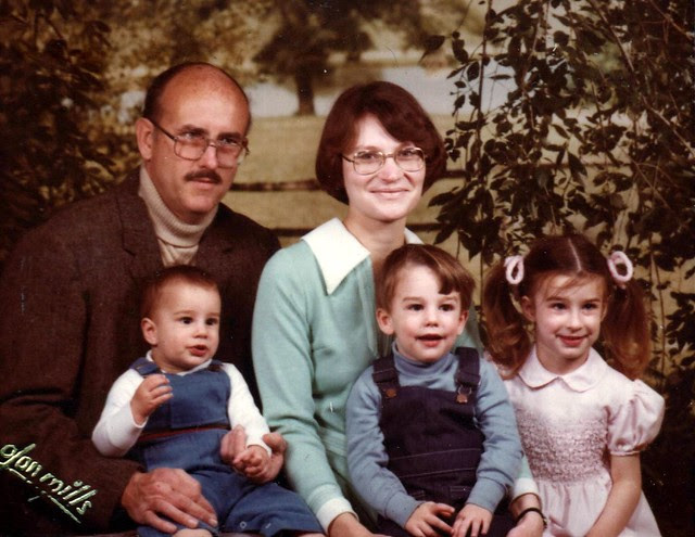 1976? Family picture