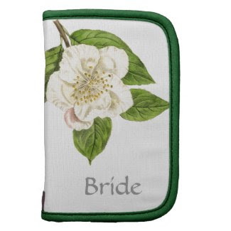 Vintage Wild Rose for the Bride Organizers