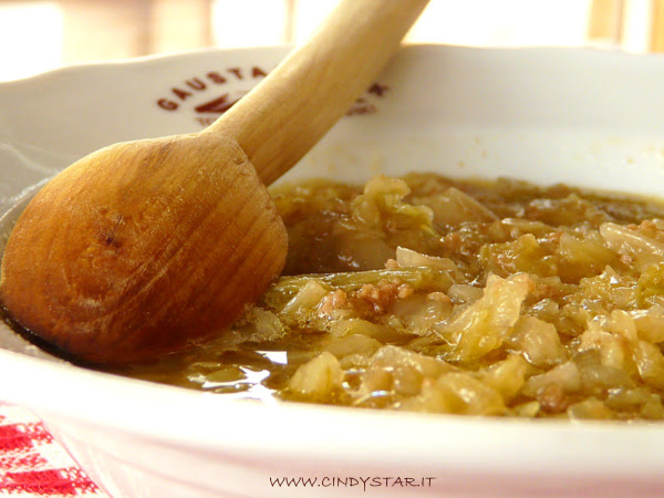 zuppa verze napoletana
