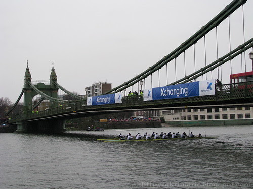 The Boat Race 2008