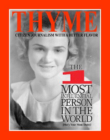 THYME Magazine, Volume II, Issue XVIII