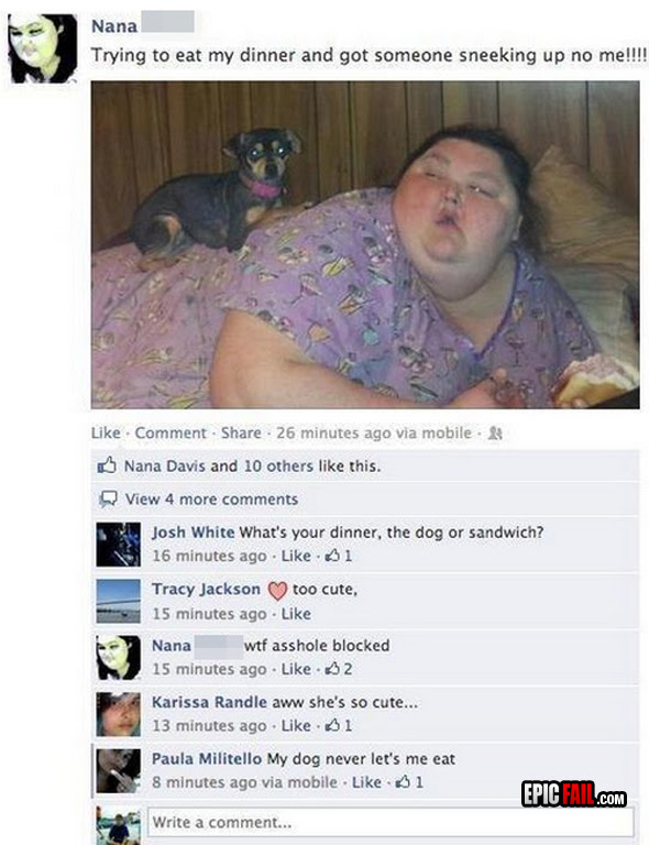 33 Most Stupid And Funny Facebook Posts Part 2 6 Is Insane