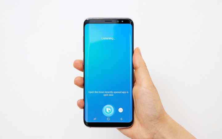 cập nhật Galaxy S8 2017