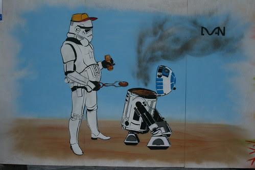 Star Wars BBQ