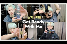 210401 Songchelin Guide : Idol's GET READY WITH ME feat.favorite items