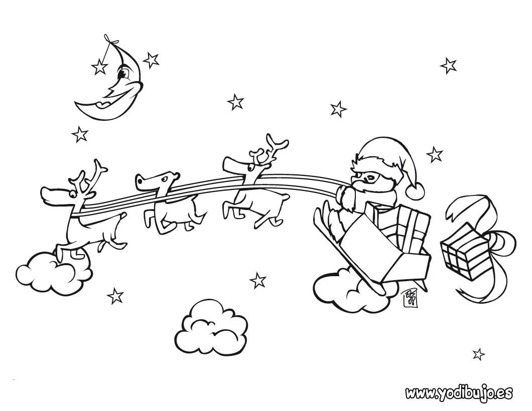 Mas De 100 Dibujos De Navidad Para Colorear Gratis